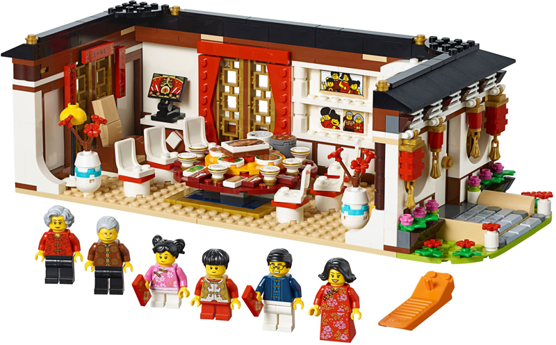 Here's A Chance to Build These LEGO Asia-Exclusive Sets