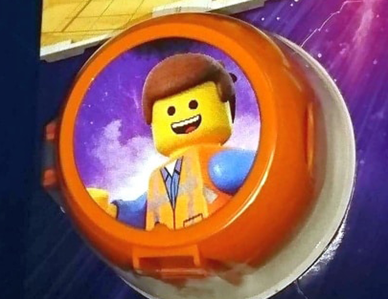 LEGO Movie 2 Emmet's Pod (853874)