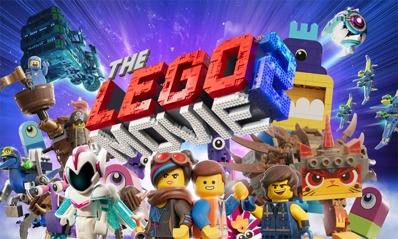 Target-Exclusive LEGO Movie 2 Blu-ray Combo Comes with Free Tie-In Polybag (30460)