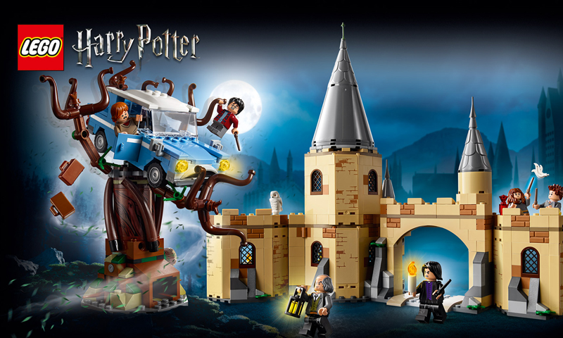 Five 2019 Lego Harry Potter Sets Rumored To Arrive This Summer