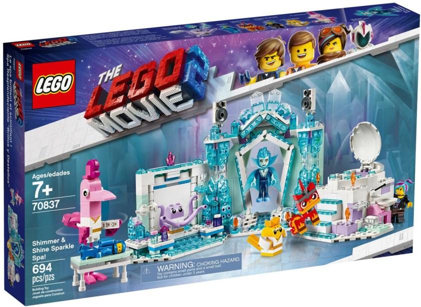2019 Summer LEGO Movie 2