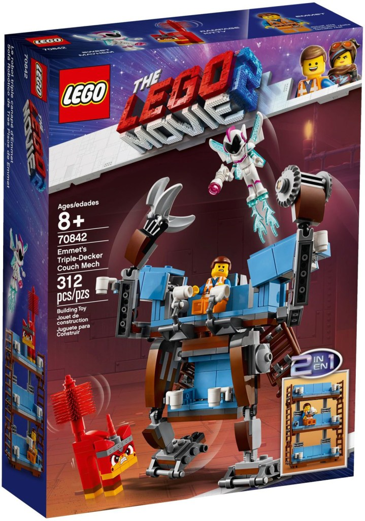 2019 Summer LEGO Movie 2
