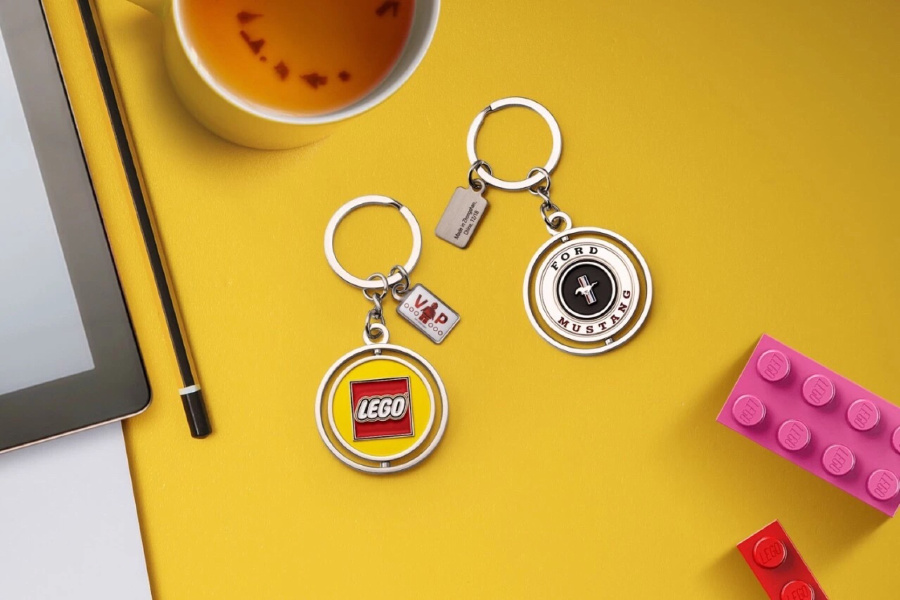 Promotional Item Decorative Keychain Also Coming For Lego Creator