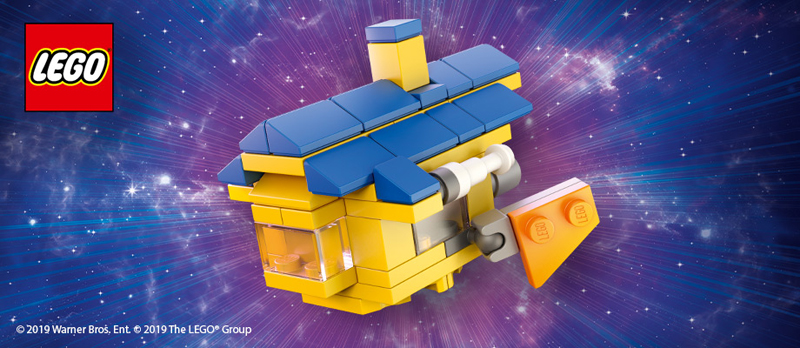 Barnes & Noble Will Be Having a LEGO Movie 2: Make and Take Event