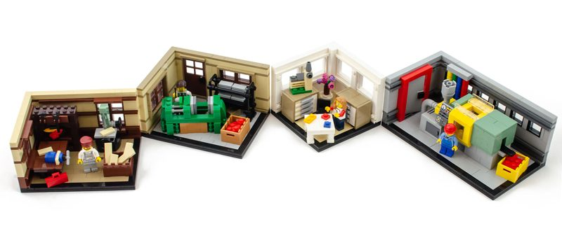 LEGO and Bricklink AFOL Designer Program Pre-Order Campaign Has Begun