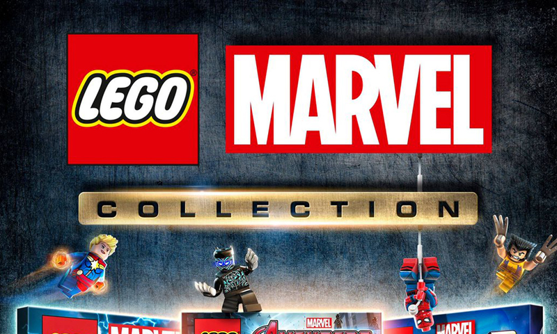 """""""LEGO Marvel Collection"""" Videogame Compilation Released in the US"""