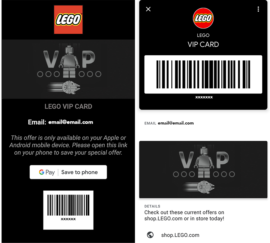 Select LEGO VIP Members Get Offer to Test Upcoming Digital LEGO VIP Card App