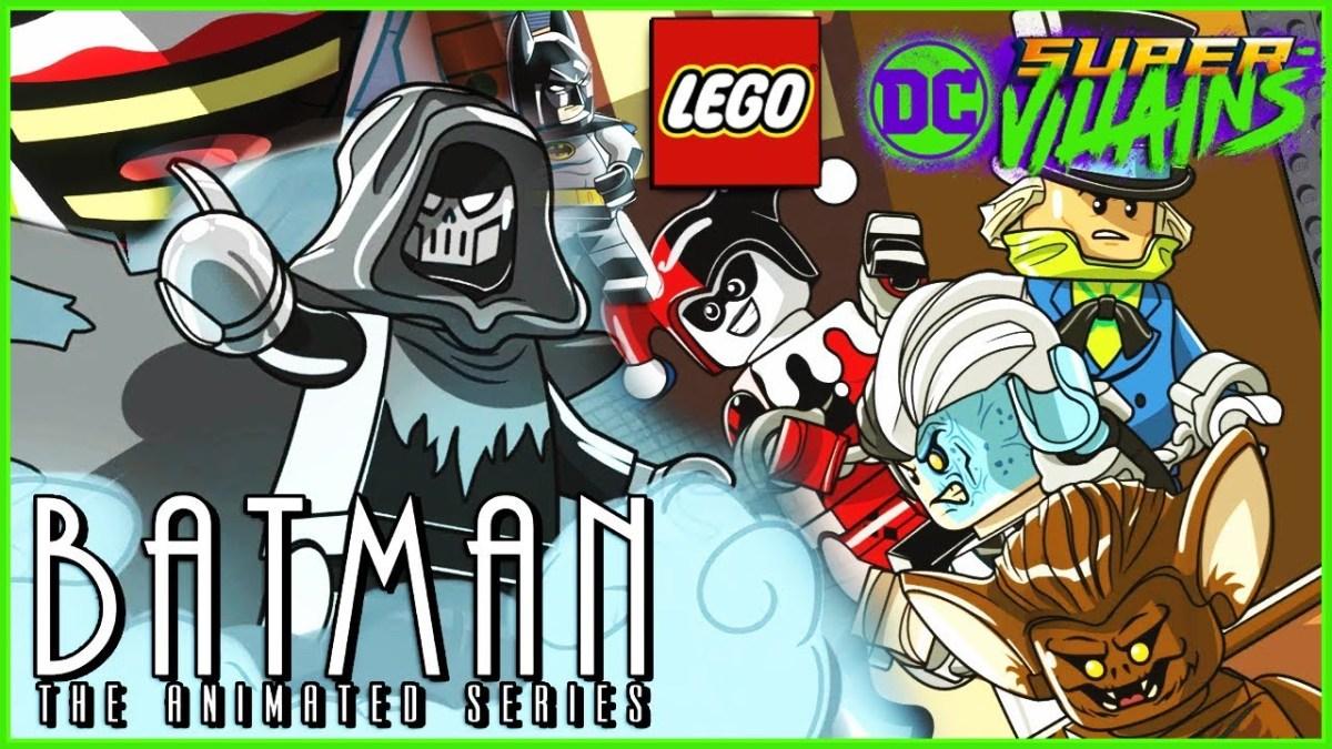 Batman: The Animated Series DLC Pack