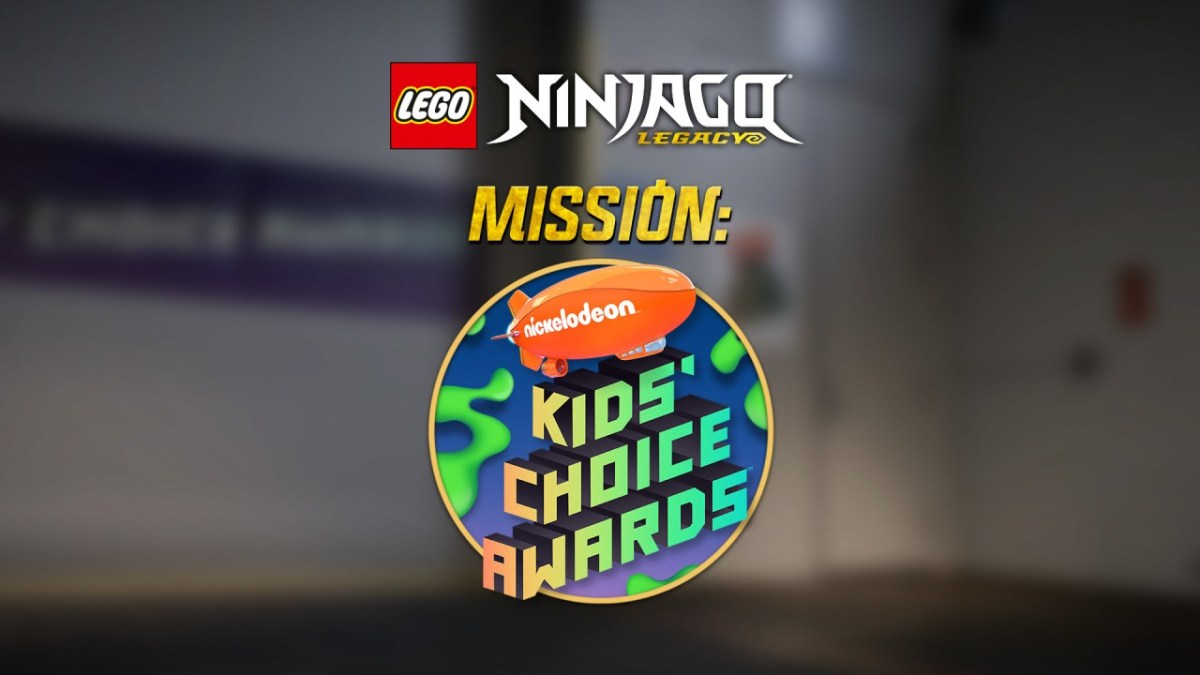 LEGO Ninjago Will Be Global Sponsor to 2019 Nickelodeon Kids' Choice Awards Shows Around the World