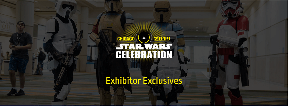 Lottery for Star Wars Celebration Exclusive Merch, Including Vader Bust (75227) Now Underway