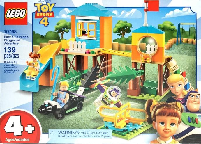 TOY STORY 4 DISNEY 10768 LEGO GABBY GABBY MINI FIGURE