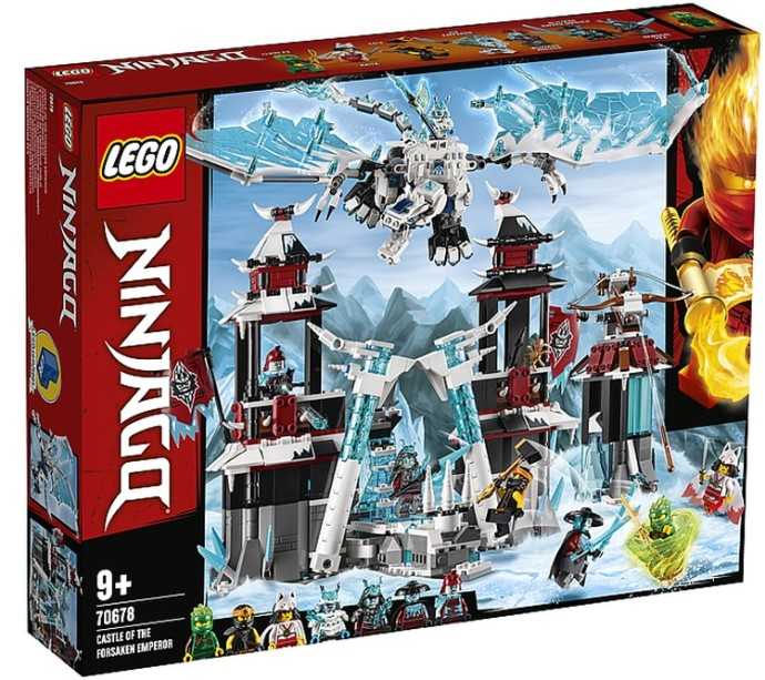 Summer 2019 Lego Ninjago Sets From Nurember Toy Fair And Others