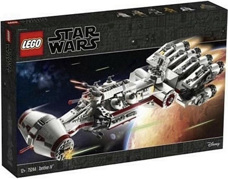 New LEGO Star Wars Tantive IV (75244) Slated for May the 4th