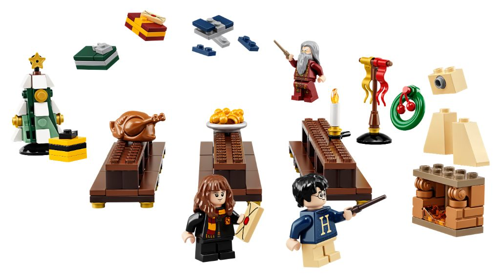 Two More LEGO Harry Potter Sets from Now to Holidays: Knight Bus (75957) and Advent Calendar (75964)