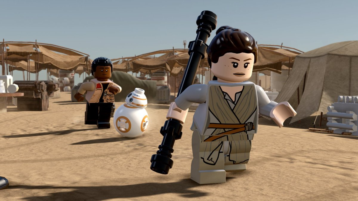 New LEGO Star Wars Video Game