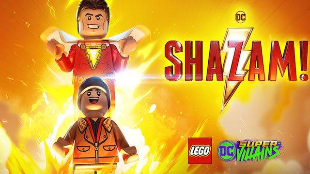 "Next DLC for ""LEGO DC Super-Villians"": 2 Movie Packs for Newly-Premiered ""SHAZAM!"""