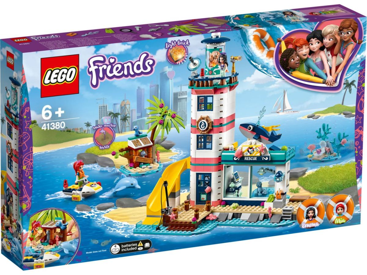 More Official Images of Upcoming LEGO Friends 2019 Sets - The Brick Show