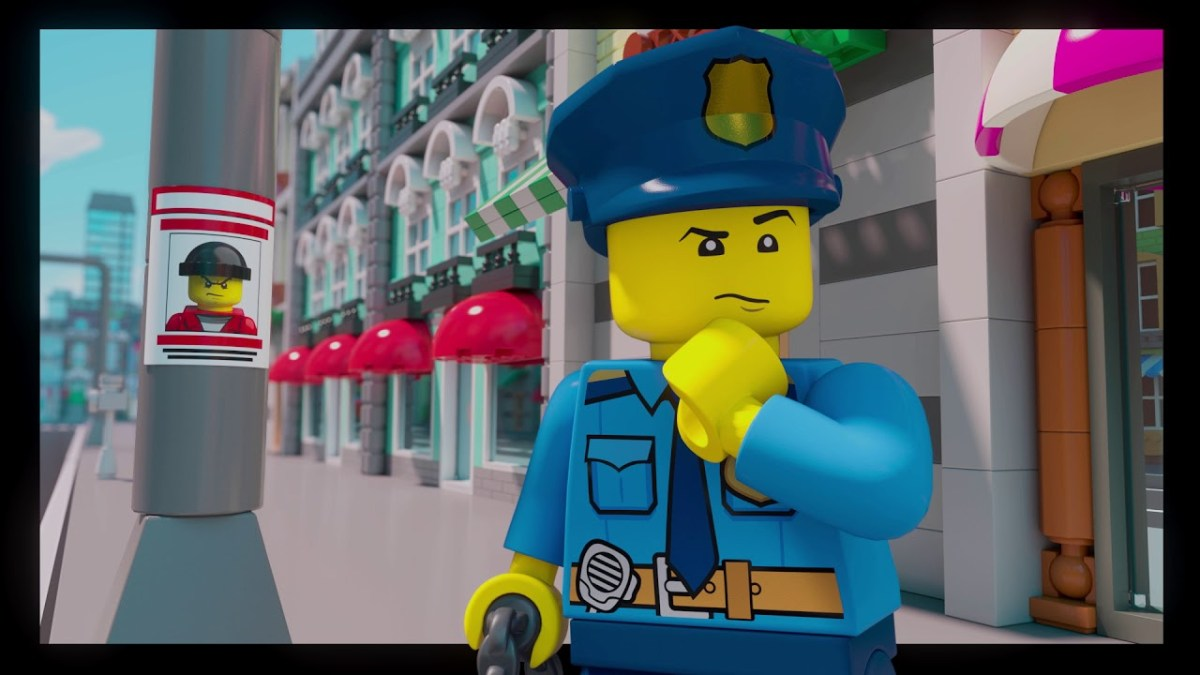 "New 4D Movie: ""LEGO City 4D: Officer in Pursuit"" Premieres in LEGOLAND California"