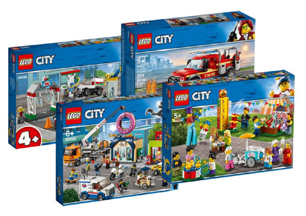 more lego city summer 2019 sets revealed the brick show. Black Bedroom Furniture Sets. Home Design Ideas