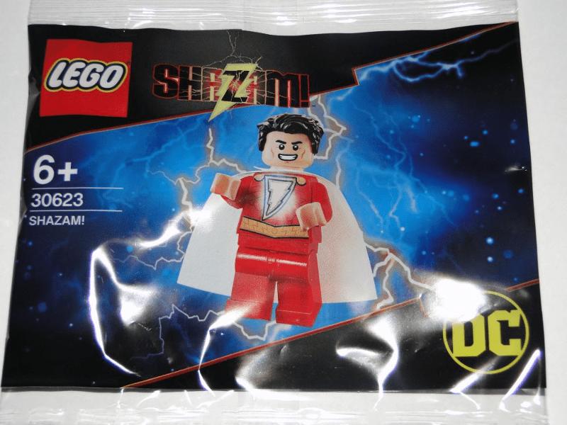 LEGO DC Comics Shazam!