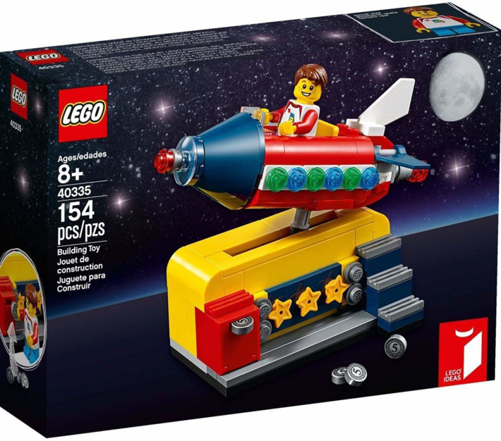 LEGO Ideas Space Rocket Ride (40335)