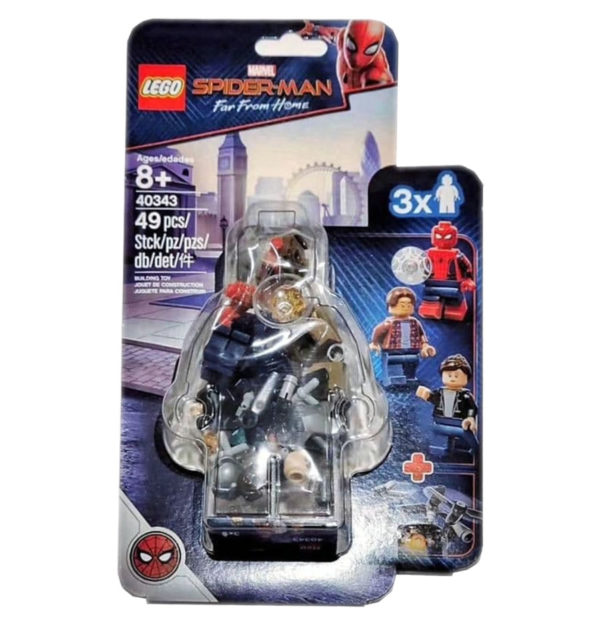 LEGO Spider-Man: Far From Home Minifigure Pack (40343)