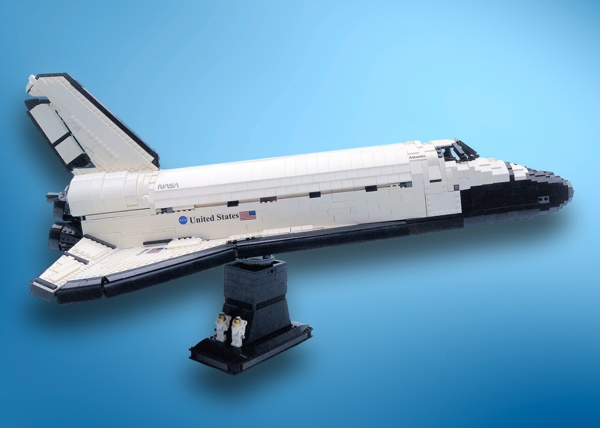 Snelson42's UCS Space Shuttle Atlantis Makes LEGO Ideas First 2019 Review Stage
