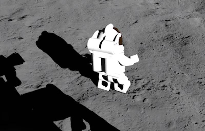 LEGO Teases The New LEGO Creator Expert NASA Apollo 11 Lunar Lander Set