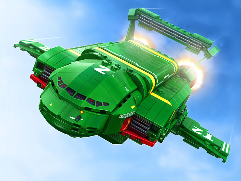 The LEGO Ideas Second 2019 Review Stage Now Includes Thunderbirds Are Go and Gravity Falls Mystery Shack