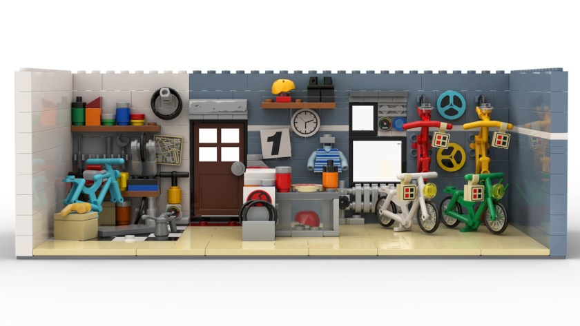 LEGO Ideas Design A Virtual Floor