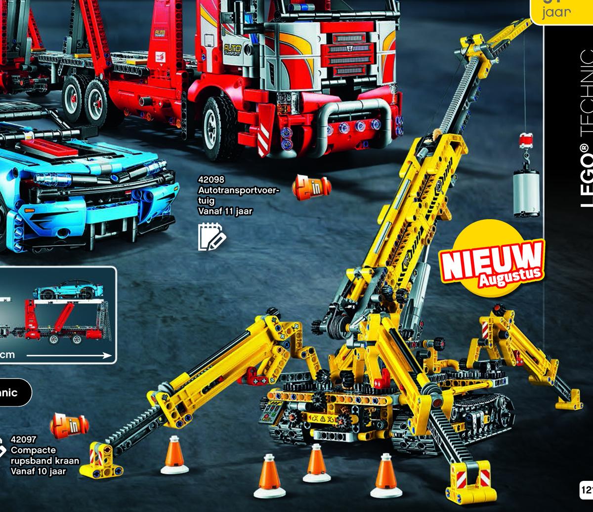 New Lego Technic Sets 2019 New 2019 LEGO Technic Sets Revealed