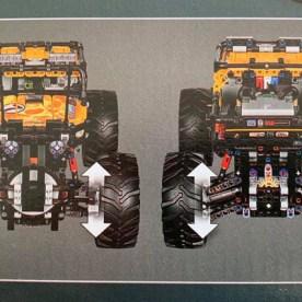 LEGO Technic 4X4 X-treme Off-Roader (42099)