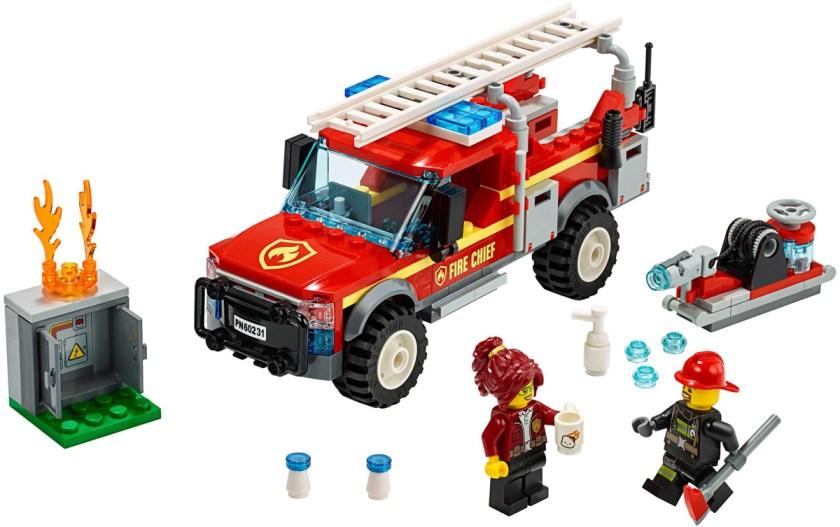 LEGO City Summer 2019