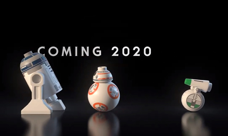 A Glimpse At The New LEGO Star Wars D-0 Droid
