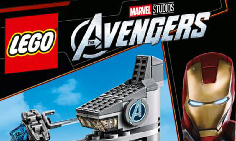 Exclusive LEGO Marvel Avengers Tower (40334) Still Available in UK LEGO Stores