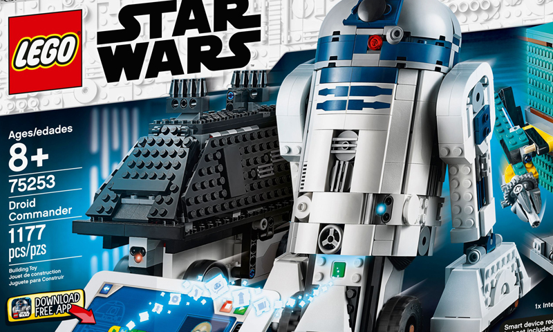 LEGO Star Wars Droid Commander (75253)
