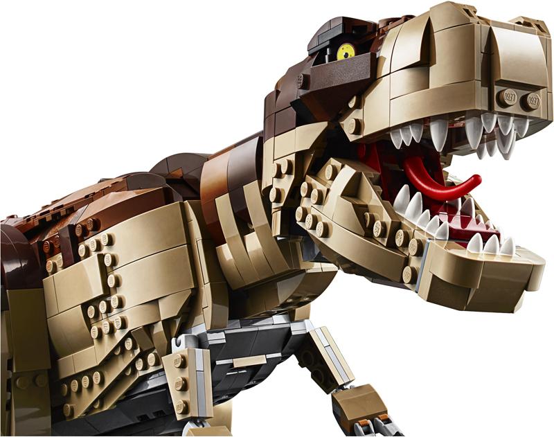 LEGO Ideas Hybrid Dinosaur