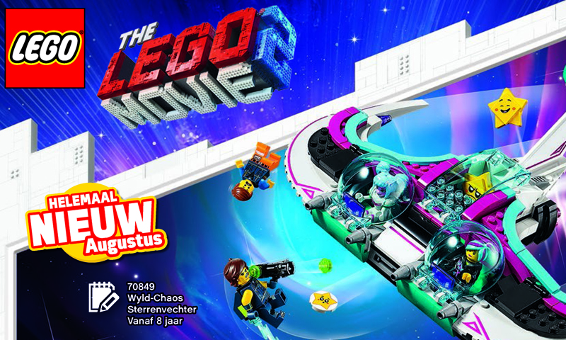 More Summer 2019 LEGO Movie 2 Sets Coming in August