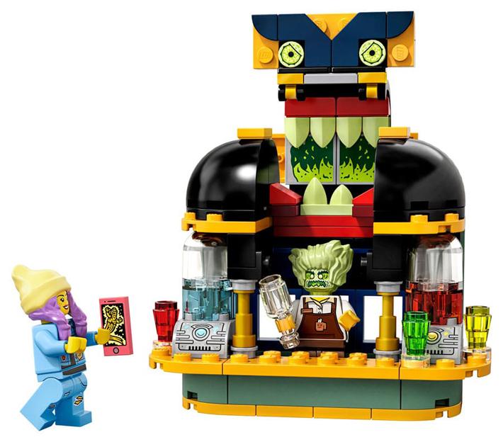 LEGO Hidden Side Newbury Juice Bar (40336) Promotional Now Up