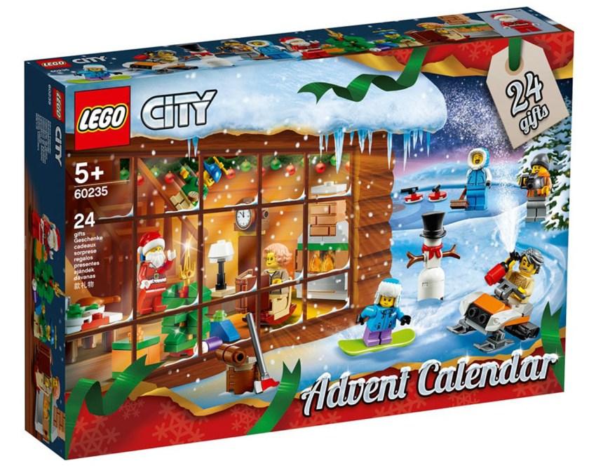 new 2019 lego advent calendars official images revealed. Black Bedroom Furniture Sets. Home Design Ideas