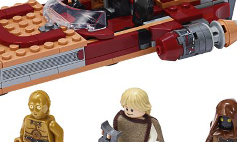 LEGO Reveals New 2020 LEGO Star Wars Sets In Time for SDCC