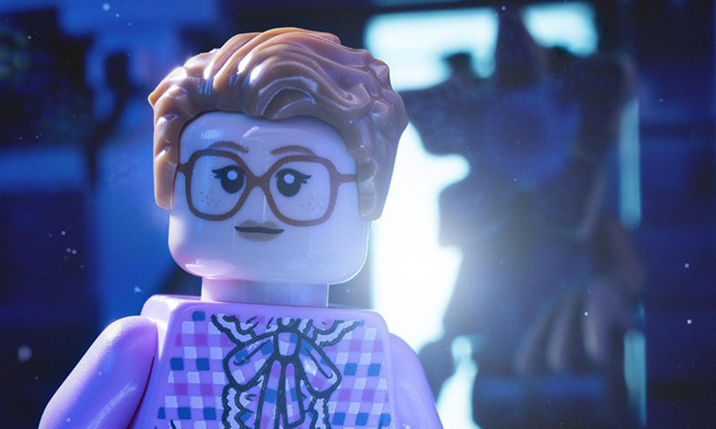 Barb Minifigure