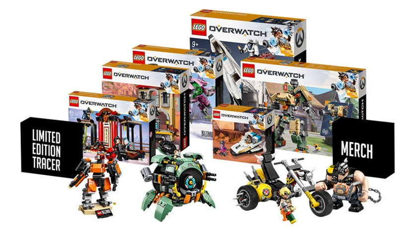 2019 LEGO Overwatch Sets