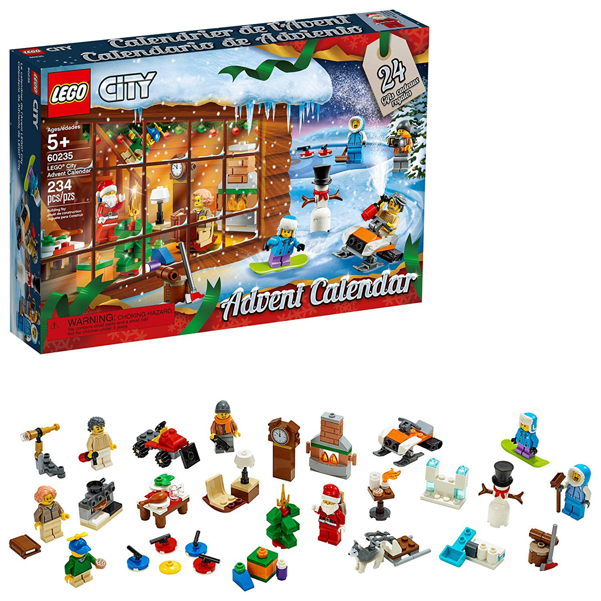 World Of Tanks Advent Calendar 2020.2019 Lego Advent Calendars Now Available For Pre Order Via Amazon