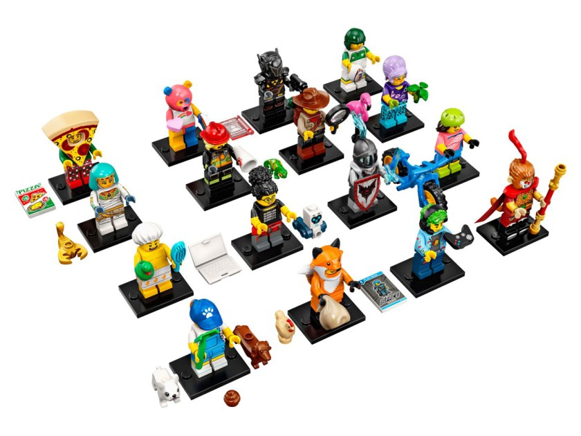 LEGO Collectible Minifigures Series 19