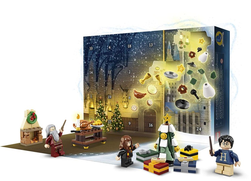 2019 lego advent calendars now available for pre order via. Black Bedroom Furniture Sets. Home Design Ideas