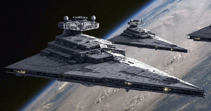 Will The Next UCS LEGO Star Wars Set Be The Imperial Star Destroyer (75252)?