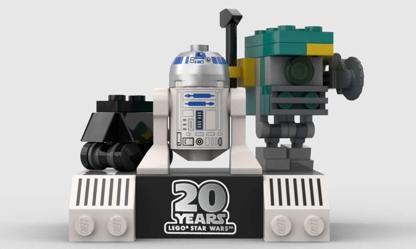 LEGO Star Wars Mini Droid Commander
