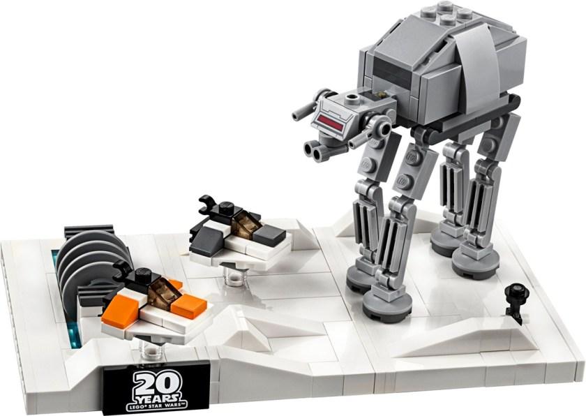 LEGO Star Wars Battle of Hoth