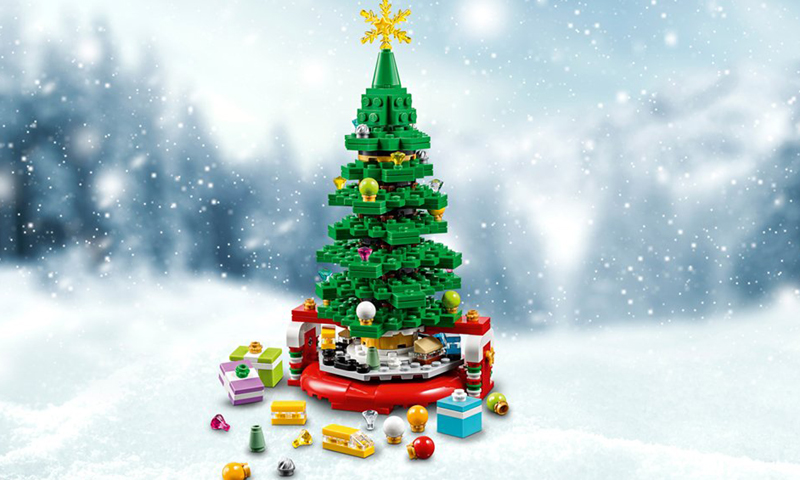 Christmas Gift Sets 2019.2019 Lego Christmas Tree 40338 Gift With Purchase Set Revealed